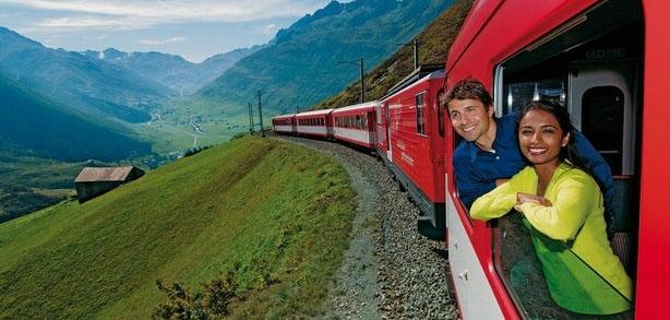 Swiss Travel Pass – บัตรเบ่ง บัตรเดียวเที่ยวได้ทั่วสวิส