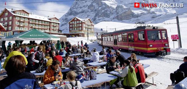 Mono Switzerland Trip 8 วัน – Titlis – Matterhorn – Jungfrau – Glacier 3000