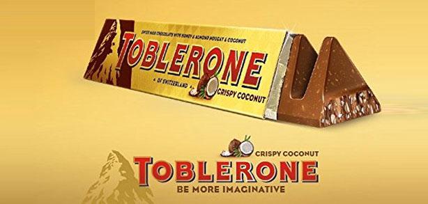 ประวัติช๊อคโกแลค Toblerone