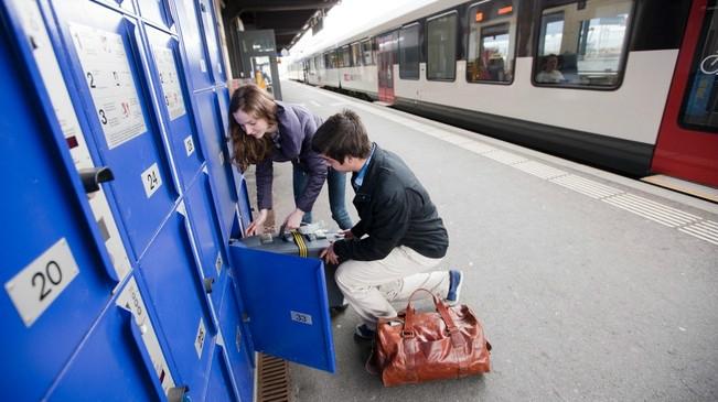 วิธีฝากกระเป๋าในสวิตเซอร์แลนด์