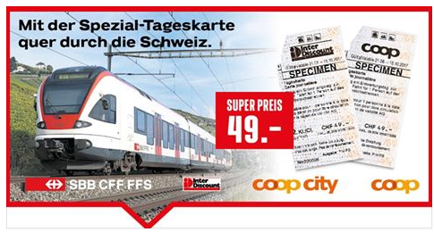 1 DAY TRAVEL PASS – ตั๋วใช้สำหรับเดินทาง 1 วัน สำหรับคนที่มีแพลนไปเที่ยวสวิสเซอร์แลนด์