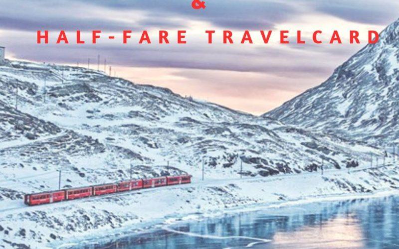 Swiss Half Fare Card กับ The Half-Fare travelcard ต่างกันอย่างไร