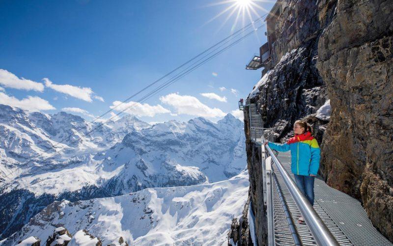 Valued Program (3 วัน 3 เขา เที่ยวฟรีที่สวิตเซอร์แลนด์โดยใช้ Swiss Travel Pass)