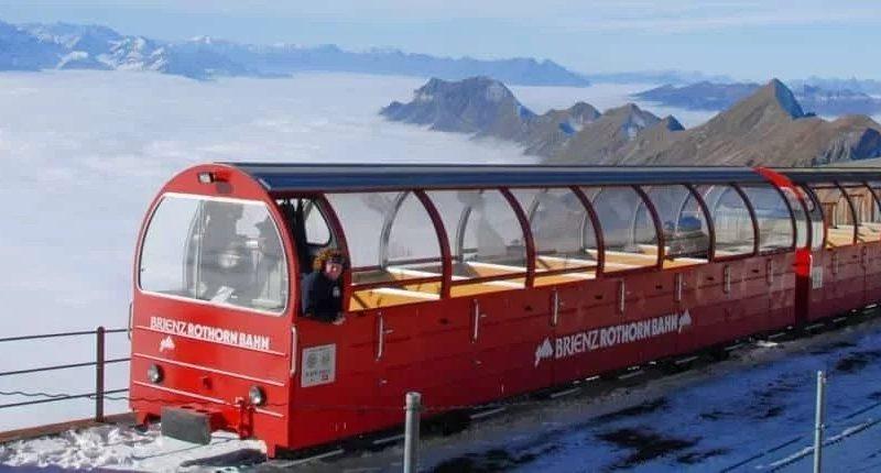 Brienzer Rothorn มนต์เสน่ห์แห่ง Interlaken