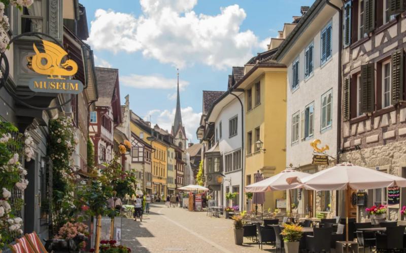 เมือง Stein am Rhein